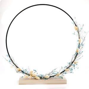 Fleurs sechées Cercle de Ø30