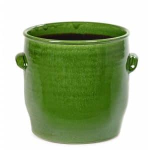 Pot Serax HANDLES Vert