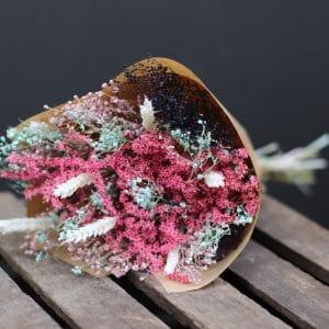 Harmony Misty Bouquet de fleurs séchées