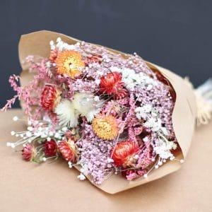 Maeline Bouquet de fleurs séchées