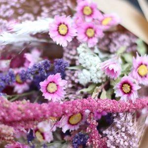 Malou Bouquet de fleurs séchées