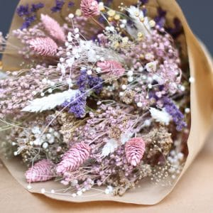 Nawen Bouquet de fleurs séchées