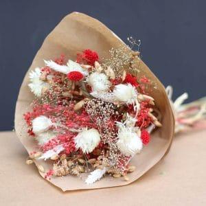 Nell Bouquet de fleurs séchées