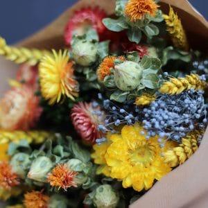 Olwen Bouquet de fleurs séchées