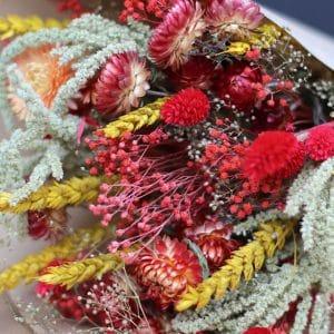 Servane Bouquet de fleurs séchées