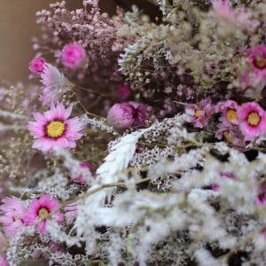 Stella Misty Bouquet de fleurs séchées