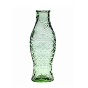 Carafe à poisson en verre Paola Navone verte