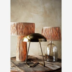 Lampe de table Raphia