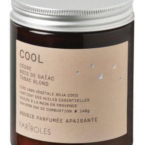 Bougie COOL Fariboles 140g