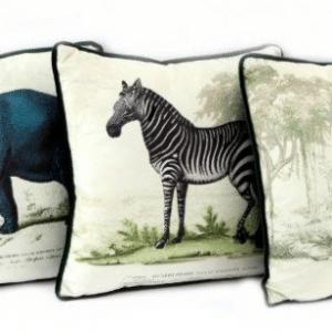 Coussin Safari