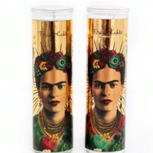 Set 2 Long Pot A Bougie Frida