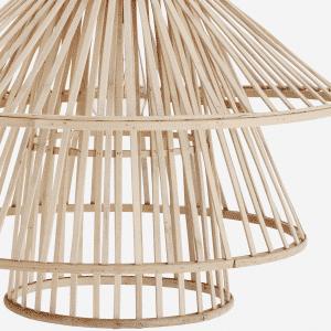 Plafonnier en bambou